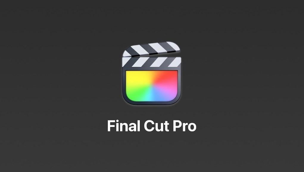 Logo nuevo Final Cut Pro