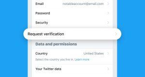 Twitter relanza el programa de verificación de perfiles