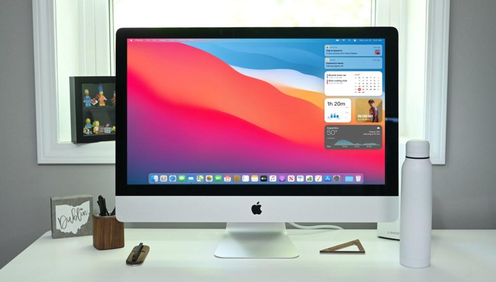 Apple trabaja en un iMac rediseñado y dos Mac Pro