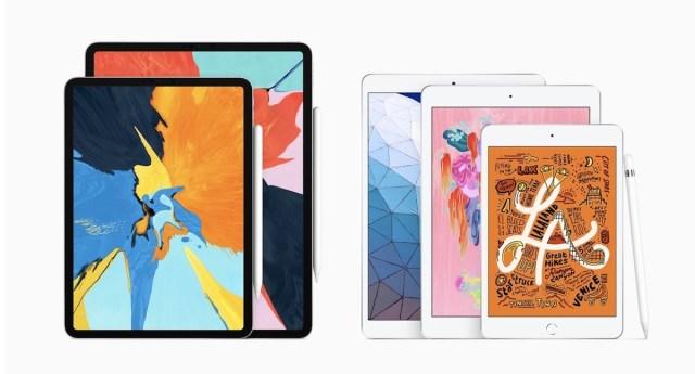 Gama iPad en general