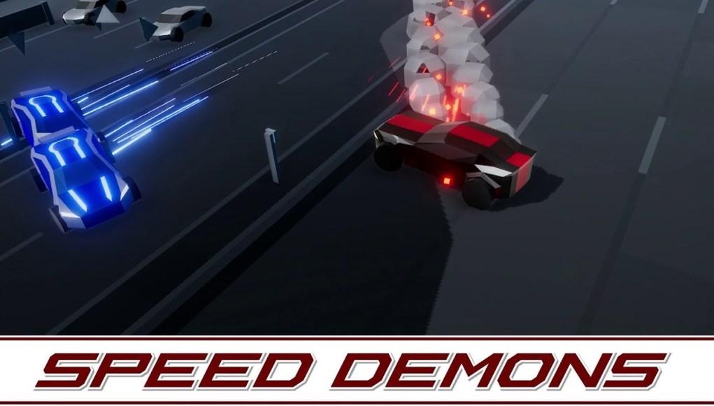 Speed Demons portada