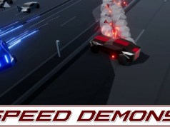 Speed Demons portada