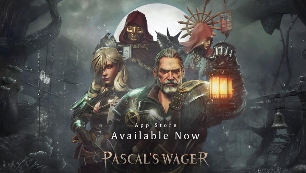 pascals-wager La apuesta de Pascal primero para iPad con soporte de ratón y teclado