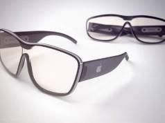 Concepto gafas VR de Apple