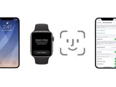 Desbloqueo de iPhone con Face ID y Apple Watch iOS 14.5 beta 1