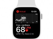 Frecuencia cardiaca Apple Watch