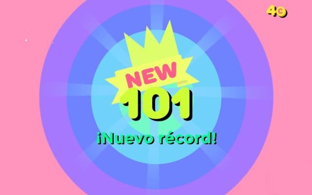 Nuevo record