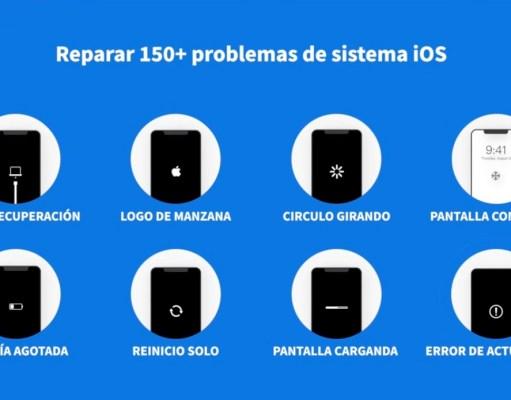 Solucionar problemas de tu dispositivo iOS