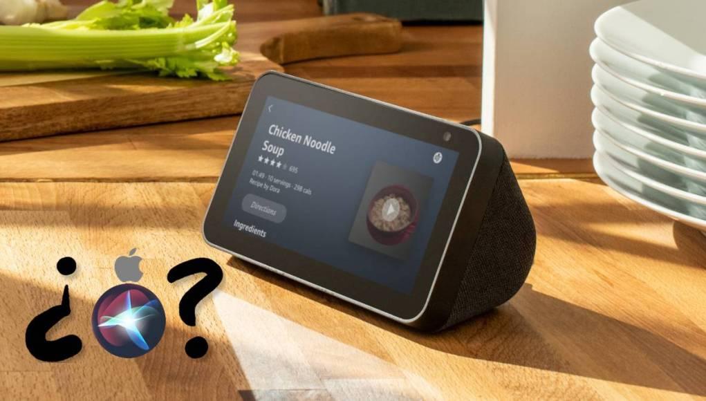 Nuevo HomePod basado en Amazon