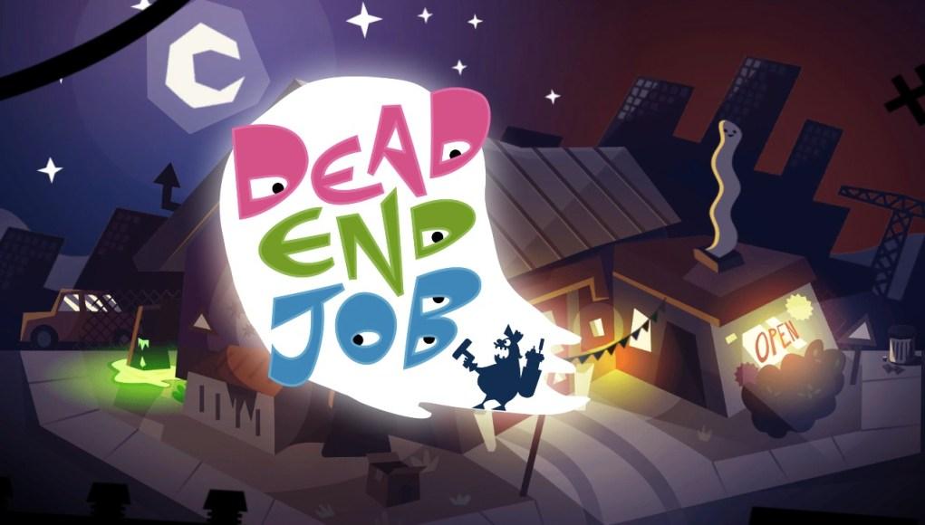 Dead End Job portada