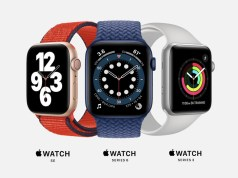 Gamas de Apple Watch 2020