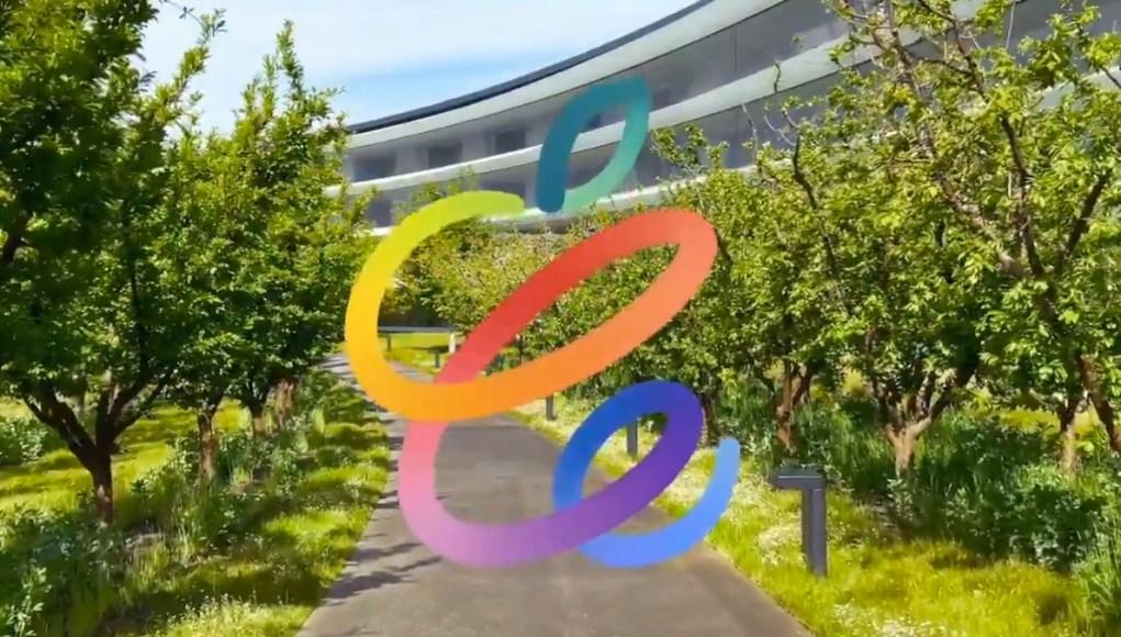Apple Event huevo de pascua