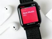 Apple Music en el Apple Watch