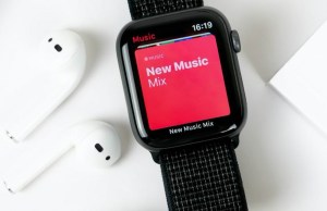 Apple Music en el Apple Watch