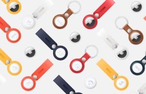 Apple acaba de anunciar los nuevos AirTags