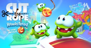 Cut the Rope Remastered portada