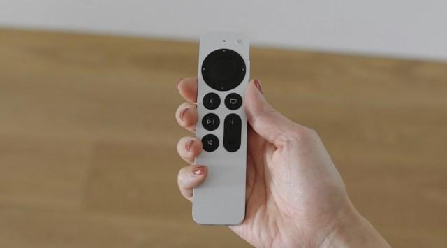 Nuevo Siri Remote