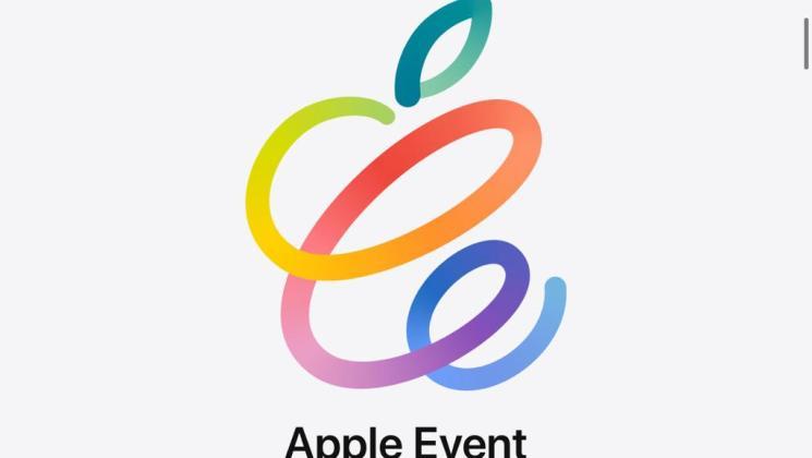Pagina web Apple Events