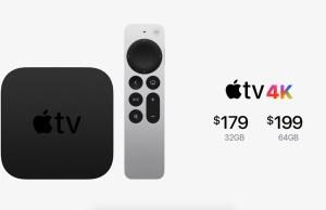 Precios Apple TV 4K