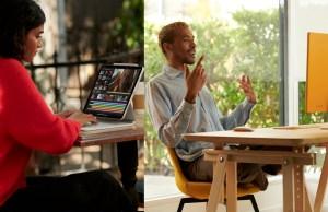 iPad Pro y iMac con M1