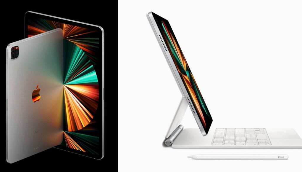 iPad Pro y nuevo Magic Keyboard 2021
