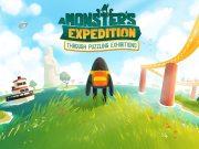 A Monster's Expedition portada