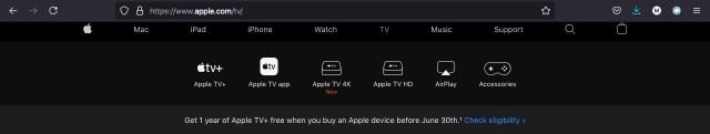 Anuncio de Apple TV+ 3 meses