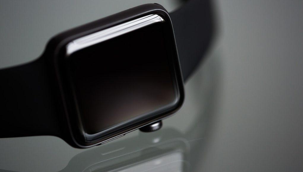 Apple Watch negro