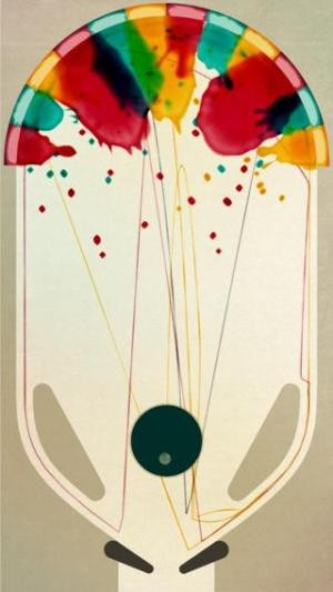 Colorido pinball
