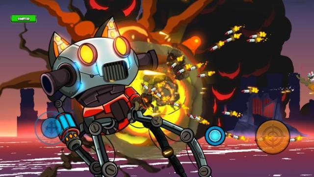 Explottens robot gigante