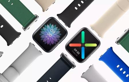 Oppo Watch y opciones de personalizacion