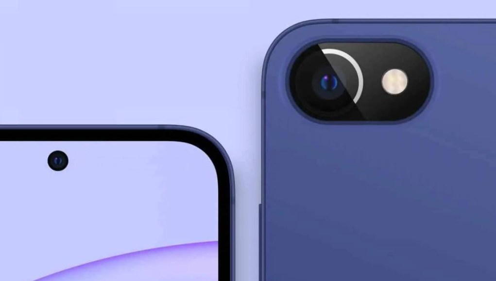 iPhone SE 2022 pequeno