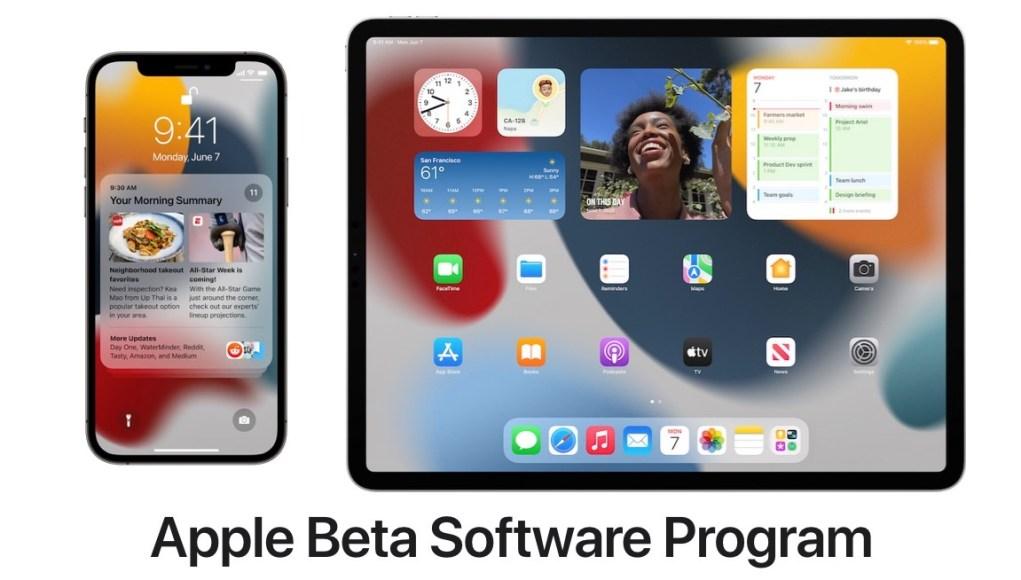 Beta publica iOS 15 y iPadoS 15