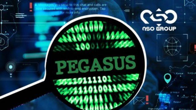 Pegasus seguridad iPhone