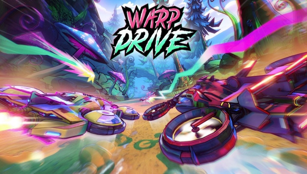 Warp Drive portada