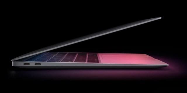 "MacBook Air 13"" M1 con mini-LED"