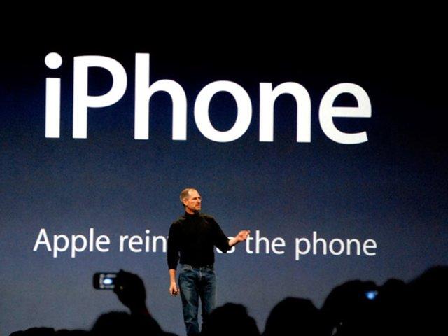 Apple reinventando el movil