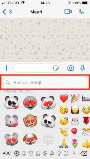Buscar emojis