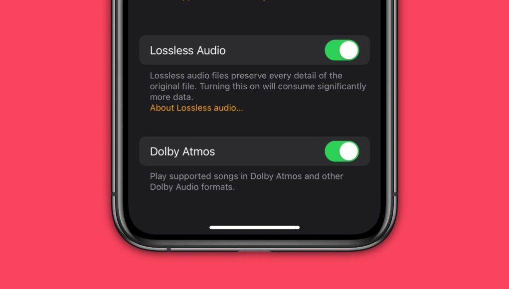Spatial Audio y Lossless en HomePod