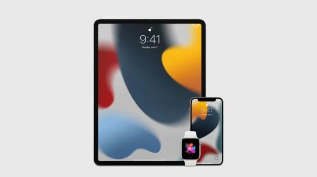 iOS 15 iPadOS 15 watchOS 8