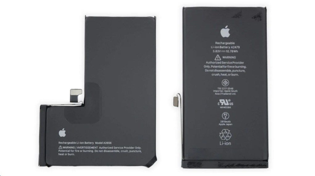Batería iPhone 13