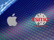 Chips Apple y TSMC
