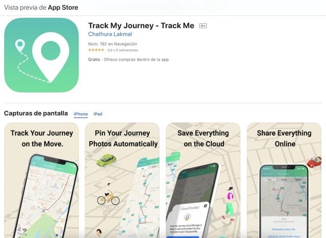 Track My Journey