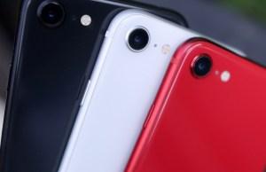 iPhone SE en todos sus colores