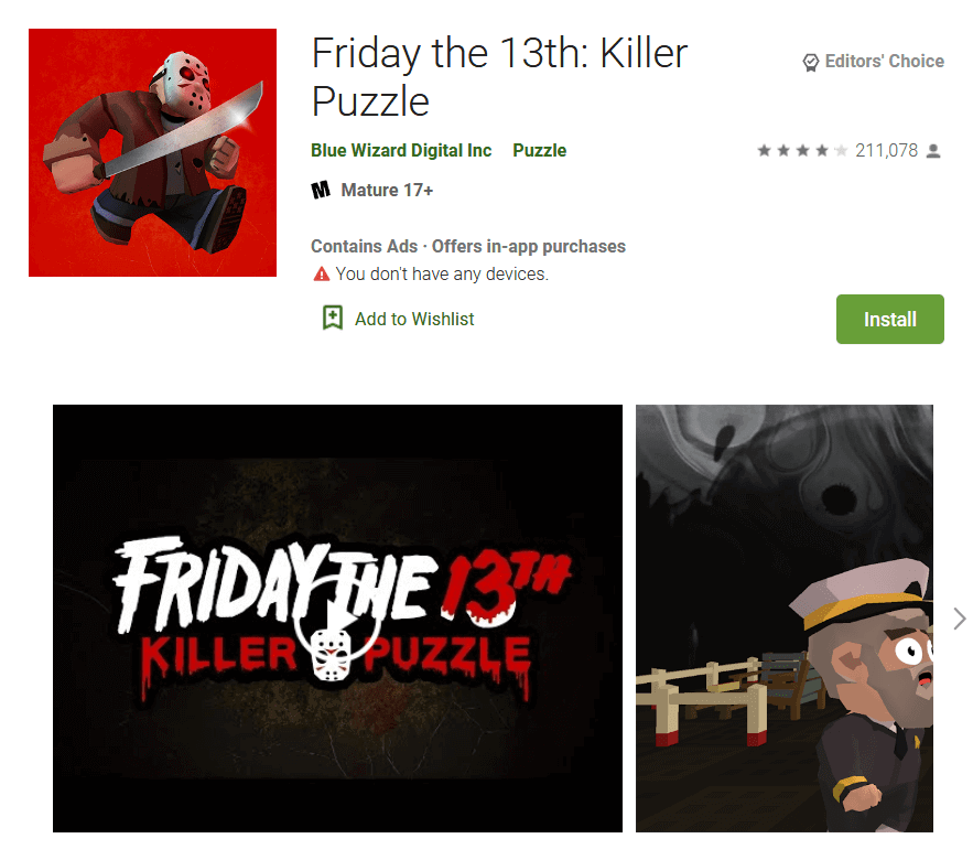 Friday the 13th Killer Puzzle-min