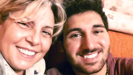 Mariarosa Formisano e Gabriele Turco