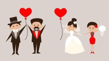 Estensione del matrimonio alle coppie dello stesso sesso