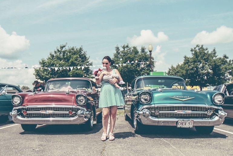 Parcheggi rosa per donne etero bianche