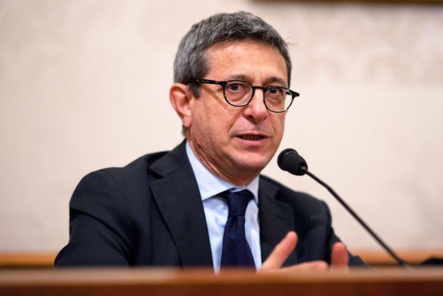 Senatore uscente Sergio Lo Giudice