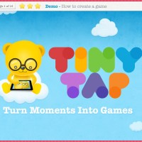 TinyTap turns moments in to games!!!!